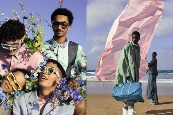 Louis Vuitton Shooting in Tangier