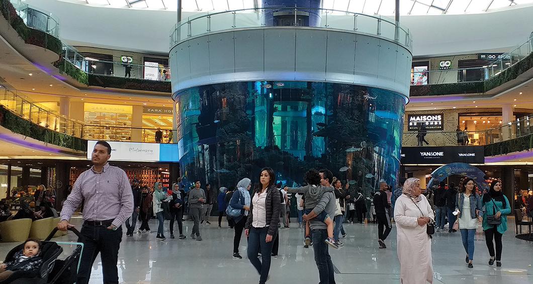 Marocko Mall