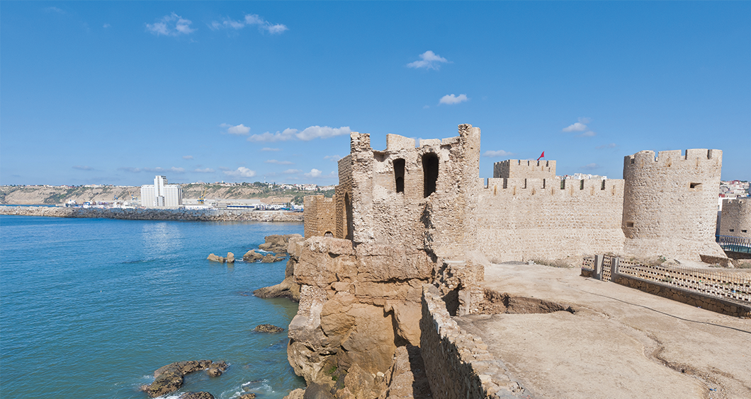 Dar el Bahar fästning