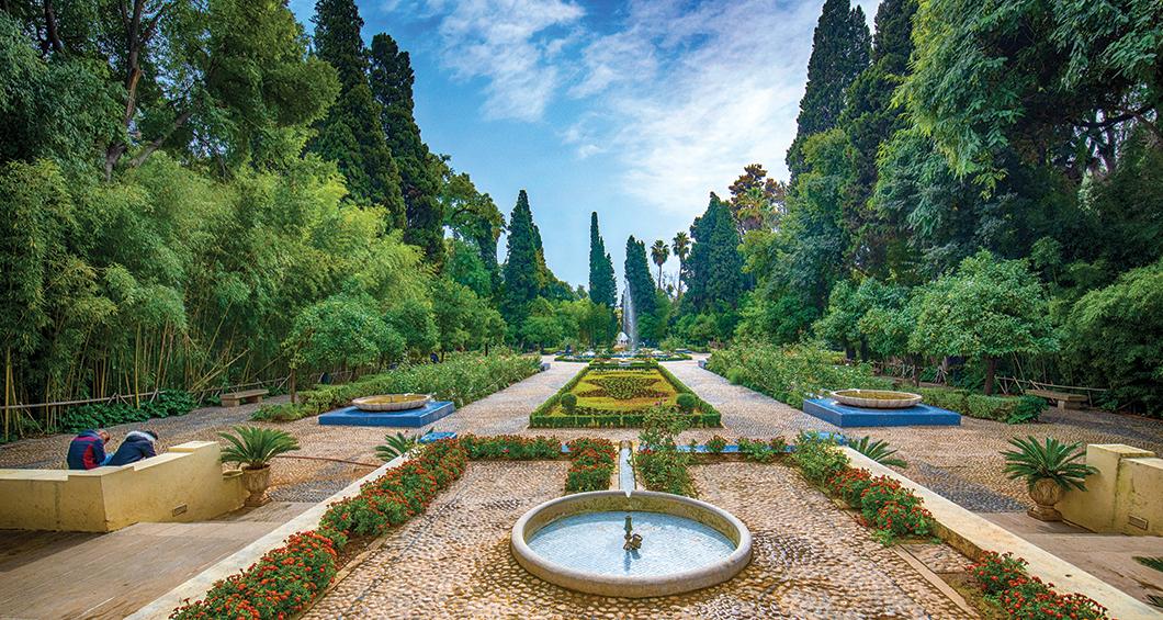 Jardín Jnan Sbil
