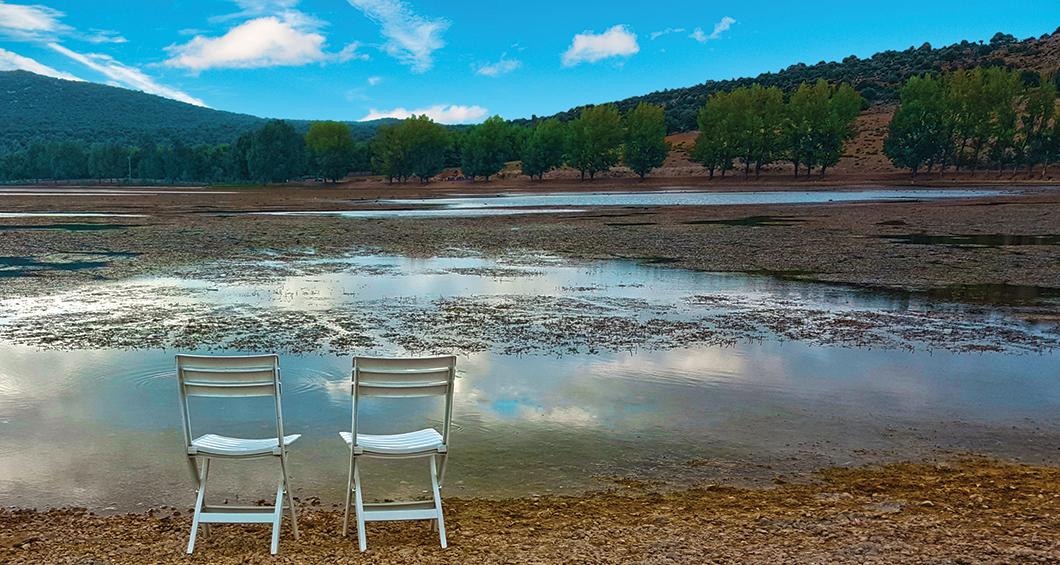 Jezioro Dayet Aoua