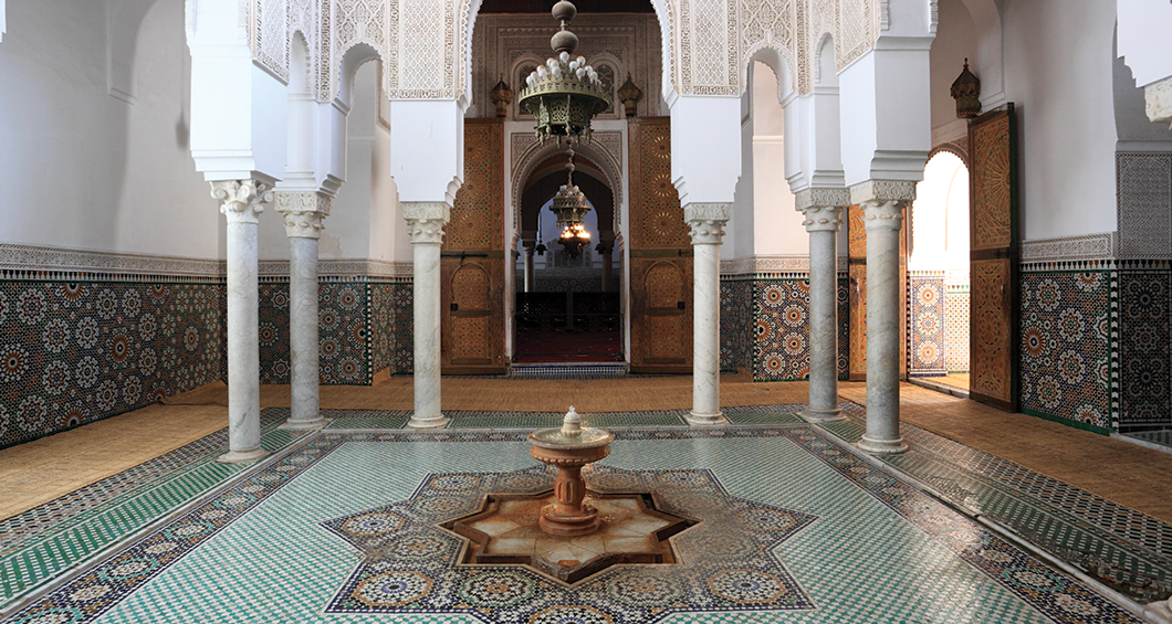 Mausoleum van Moulay Ismail