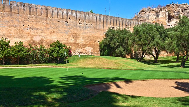 Meknes Royal Golf Club