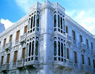 Тетуан: Средиземное море на горизонте