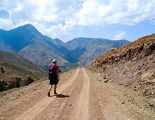 tranquille balades à cheval nature montage  la marche