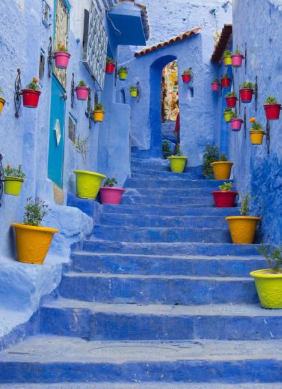 Chefchaouen, the charming bride
