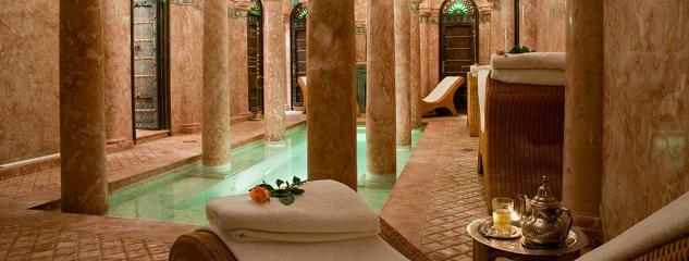 maroc, marrakech, Hammam Sultana, bien etre, spa, detente, soin