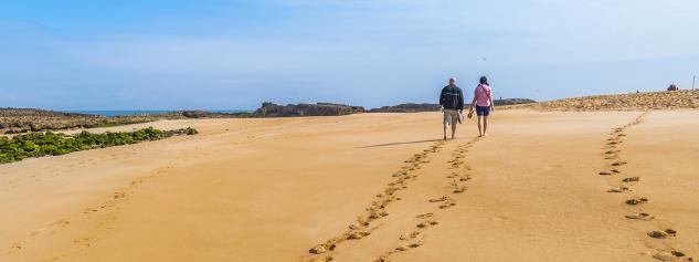 Trek in dreamlike trails in Morocco