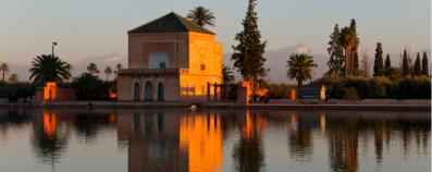 circuit villes imperiales Menara Marrakech