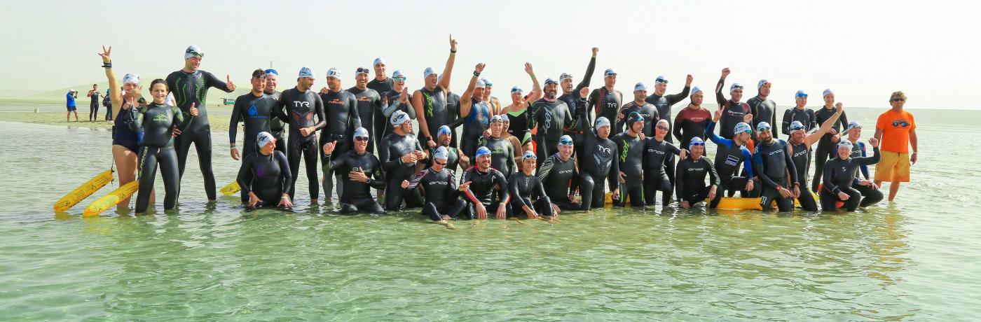 Morocco Swim Treck