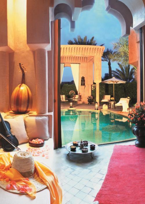 Marrakech, choisie par Dior pour son prochain défilé Croisière le 29 avril 2019