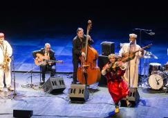 Immersion culturelle  jorge pardo gnawa flamencojam