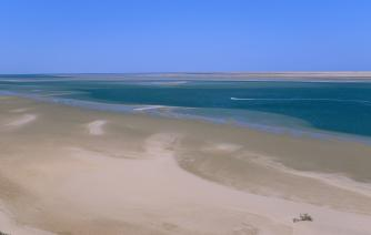 a-good-sandy-in-dakhla-beach-tourism-in-morocco