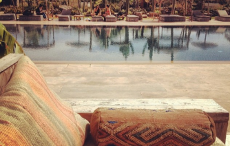 piscine AL Fellah à Marrakech