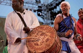 essaouira mogador genaoua festival musical instrument culture morocco tourism