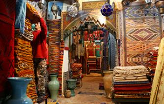 discover the Souk of the old city of fes crafts and culture