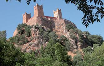 Ksar Ain Asserdoune in beni mellal tourism morocco