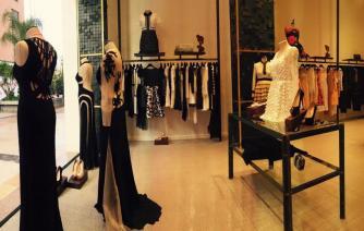 luxury shopping in Marrakech