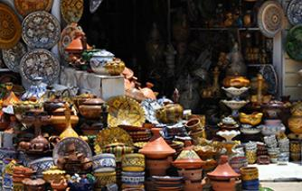 pottery for sale in safi he old medina shopping and tourism in morocco