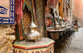 traditional craft for shopping in morocco travel tourism