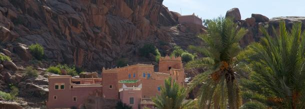 traditional house in agadir tourism in morocco