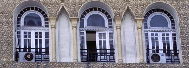 Building Art Deco discover an architectural marvel in Casablanca