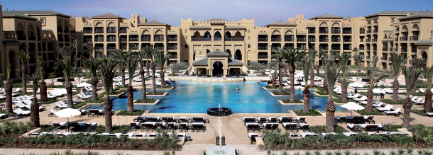 enjoysa beautiful vacation in one of the largest and most beautiful hotels in africa tourism in morocco