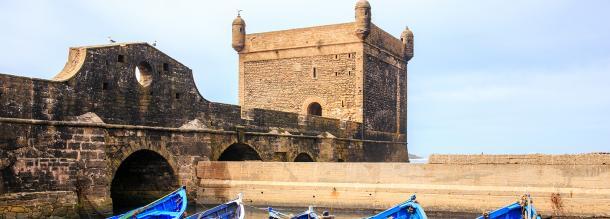 essaouira mogador old medina tourism morocco