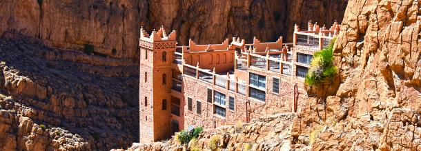 Ouarzazate Zagora Tinghir morocco tourism in the valley of dades