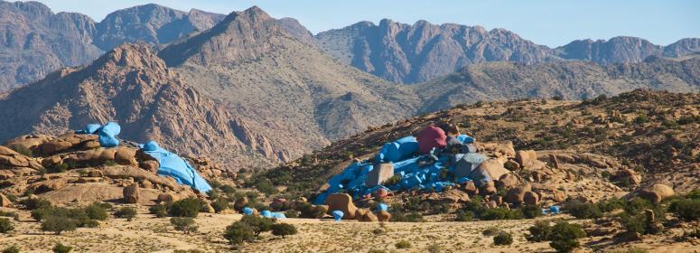 Bijna het mooiste achterland van Marokko…