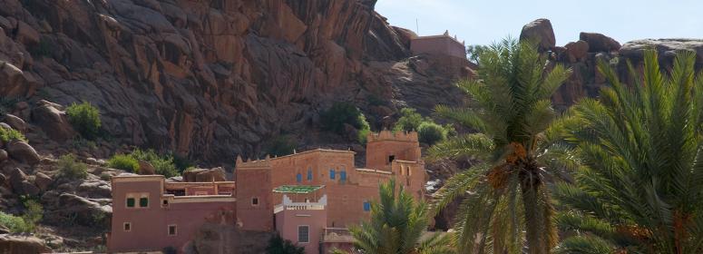 Die Natur von Agadir