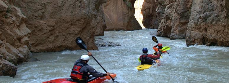 Full of thrills in the heart of the High Atlas