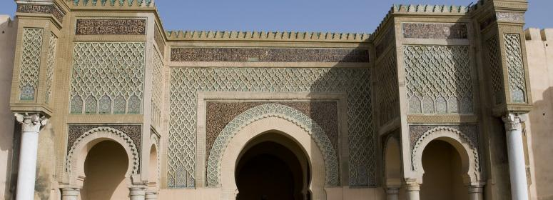 L'incantevole Meknes