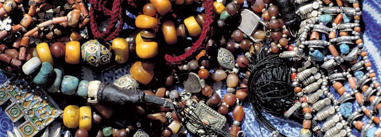 traditional Moroccan jewelry