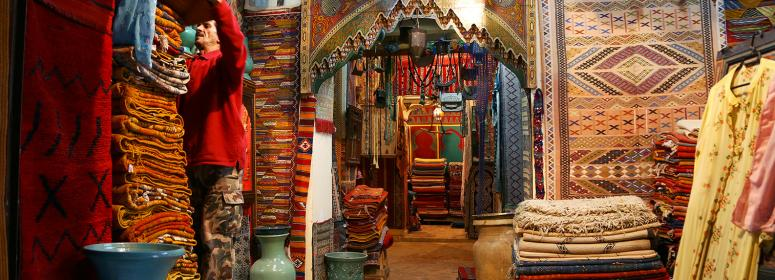 discovre the Souk of the old city of fes crafts and culture