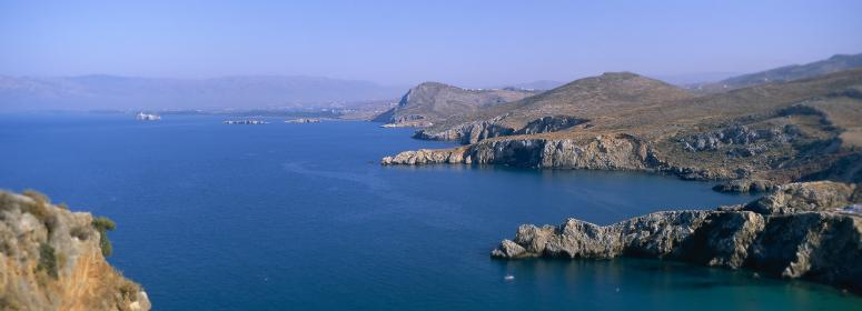 al hoceima sea of the Mediterranean tourism in morocco