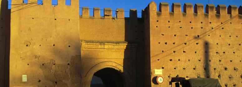 Taroudant-old-door-tourism-morocco-history-travel-night