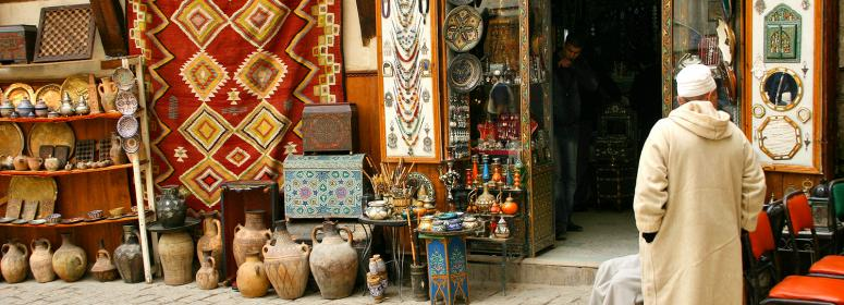 The charm of Marrakech