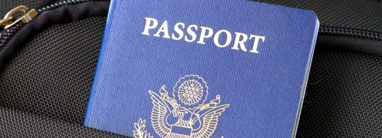 Administrative procedures passeport and visa