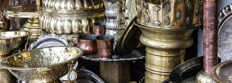Berber crafts and traditions