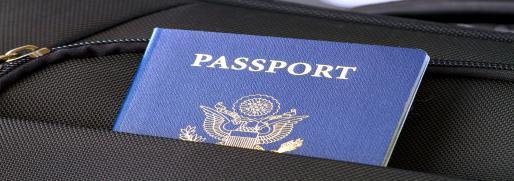 Administrative procedures passeport and visa