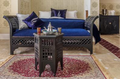 moroccan traditional and luxury bedroom