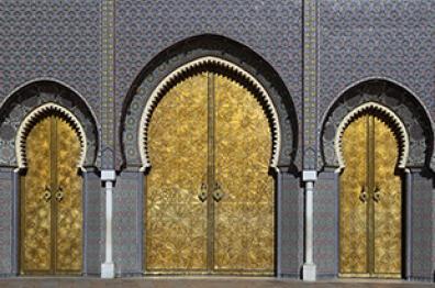 Fès-Meknès-monuments -portes
