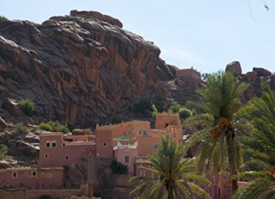 traditionals haouses in agadir tourism in morocco