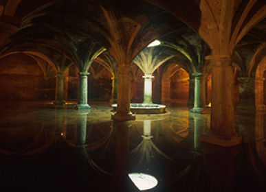 discover the secret and the mysteries the Portuguese Cistern an hystorical heritage in el jadida tourism in morocco