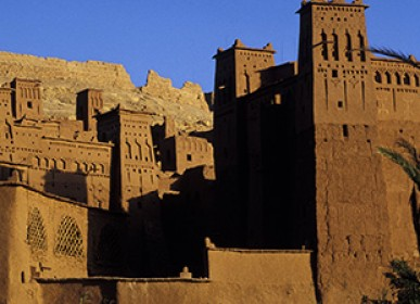 Ait ben habbou town in ouarzazate visit the monument and discover the Moroccan cultural heritage