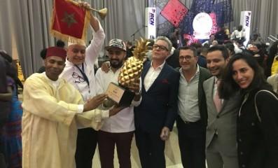 Washington maroc gastronomie prix