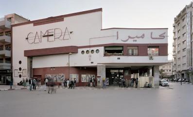 Cinéma Meknès CAMERA 80ans institut francais