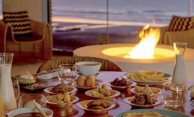 ramadan ftour hotel mogador gastronomie maroc