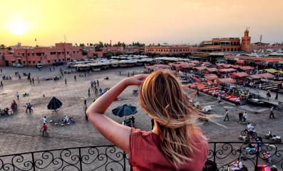 Jamaa el Fna Marrakech